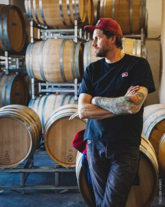 Grant Coulter Oregon Winemaker