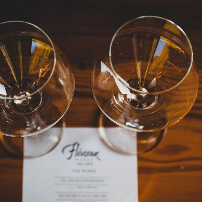Flâneur Winery Wine Tasting Visit